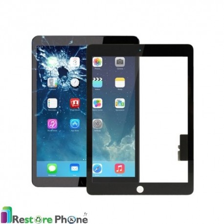 reparation vitre tactile ipad air restore phone. Black Bedroom Furniture Sets. Home Design Ideas