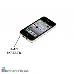 Réparation Haut Parleur Iphone 4