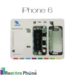 Patron Magnetique de demontage iPhone 6