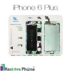 Patron Magnetique de demontage iPhone 6+