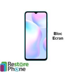 Reparation Bloc Ecran + chassis Xiaomi Redmi 9A/9C
