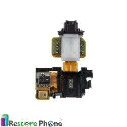 Nappe Jack + capteur de proximité + Micro Xperia Z3