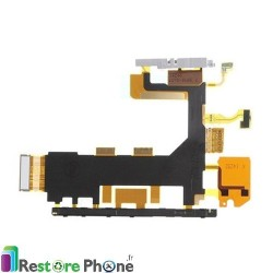 Nappe On/Off + Volume + Micro Xperia Z2 (D6503)