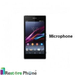 Reparation Microphone Xperia Z1