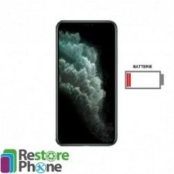 Reparation Batterie iPhone 11 Pro
