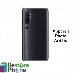 Reparation Apn Arriere Xiaomi Mi Note 10