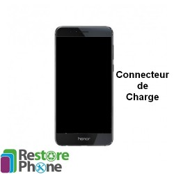 Reparation Connecteur de Charge Honor 8