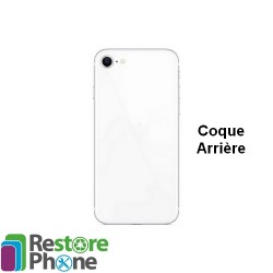 Reparation coque arriere iPhone SE 2020