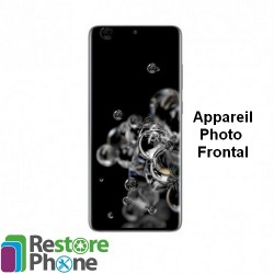 Reparation Appareil Photo Frontal Galaxy S20 Ultra