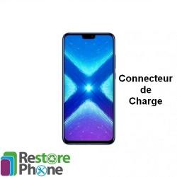 Reparation Connecteur de Charge + Micro Honor 8X