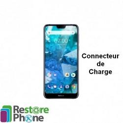 Reparation Connecteur de charge Nokia 7.1