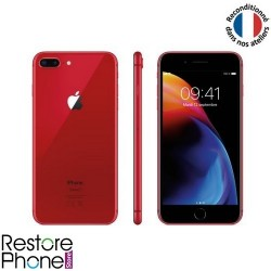 iPhone 8 Plus 64Go Rouge