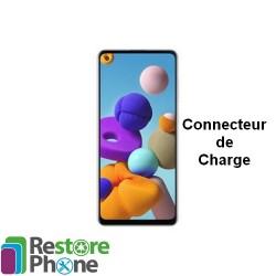 Reparation Connecteur de Charge Galaxy A21S (A217)