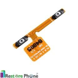 Nappe bouton volume Galaxy S5