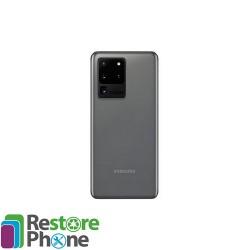 Vitre Arriere pour Samsung Galaxy S20 Ultra (G988)