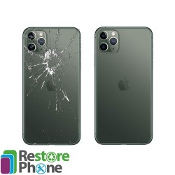 Reparation Vitre Arriere iPhone 12 Pro/12 Pro Max
