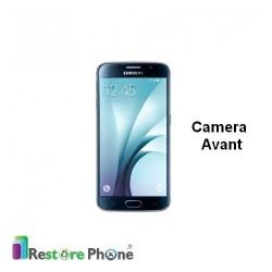 Reparation Camera Avant Galaxy S6