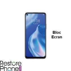 Reparation bloc ecran avec chassis Huawei P40 Lite 5G