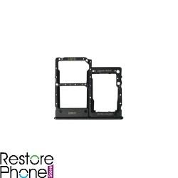 Tiroir double SIM + micro SD pour Samsung Galaxy A31 (A315)
