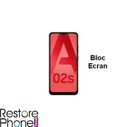 Reparation Bloc Ecran Galaxy A02S (A025G)
