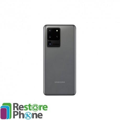 Vitre Arriere pour Samsung Galaxy S21 Plus(G996)