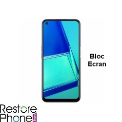 Reparation Bloc Ecran Oppo A72