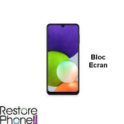 Reparation Bloc Ecran Galaxy A22 4G (A225)