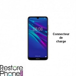 Reparation Connecteur Charge Huawei Y6 2019