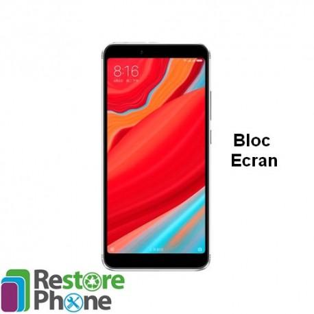 Reparation Bloc Ecran Xiaomi Redmi S2