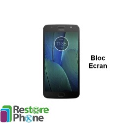 Reparation Bloc Ecran Motorola G8 Power Lite