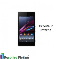 Reparation Ecouteur Interne Xperia Z1 Compact