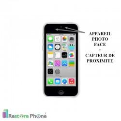 Réparation Appareil Photo FaceTime + Capteur de Proximité iPhone 5C
