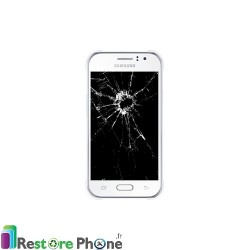 Reparation Vitre Tactile Samsung Galaxy J1 Ace