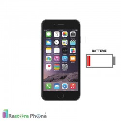 Reparation Batterie iPhone 6S Plus