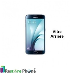 Reparation Vitre Arriere Galaxy S6