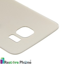 Vitre Arriere Galaxy S6 Edge (G925)