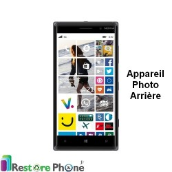 Reparation Appareil Photo Arriere Nokia Lumia 830
