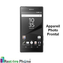 Reparation Appareil Photo Frontal Xperia Z5