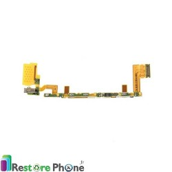 Nappe Power + Volume + Vibreur Xperia Z5 (E6603)