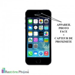 Réparation Appareil Photo Face + Capteur de Proximité iPhone 5S