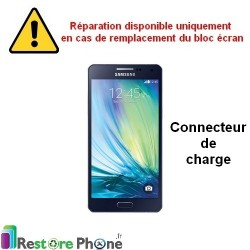 Reparation Connecteur de Charge Galaxy A5