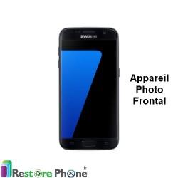 Reparation Camera Avant Galaxy S7