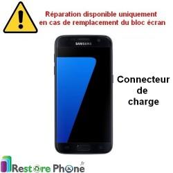 Reparation Connecteur de Charge Galaxy S7