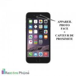 Réparation Appareil Photo Face + Capteur de Proximité iPhone 6