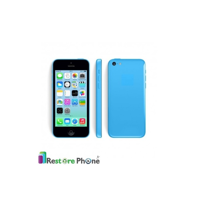 iphone 5c reconditionne restore phone. Black Bedroom Furniture Sets. Home Design Ideas