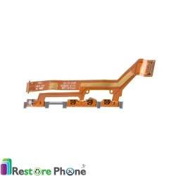 Nappe On/Off + Volume Xperia M2 (S50H)
