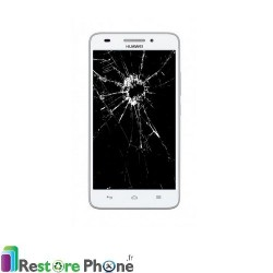 Reparation Bloc Ecran Huawei G620S