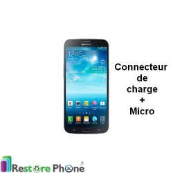 Reparation Connecteur de Charge + Micro Galaxy Mega