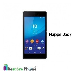 Reparation Nappe Jack Sony Xperia M4
