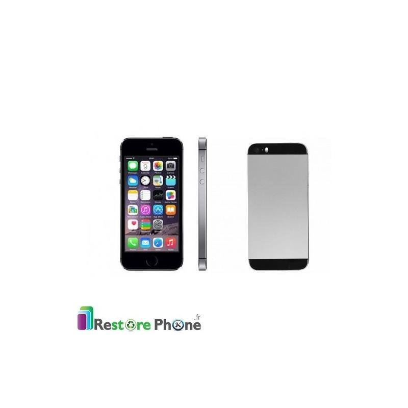 apple iphone 5s sans logo restore phone. Black Bedroom Furniture Sets. Home Design Ideas